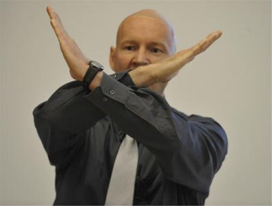 Präsentations-Trainer Dipl.-Paed. Peter A. Mohr