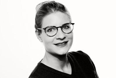 Kristina M.  Bolten, M.A. & Personalreferentin (IHK)