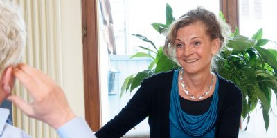 Anke Bolter - Morpho-Coaching